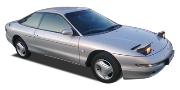 Ford America Probe 1993-1998