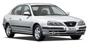 Hyundai Elantra 2000-2005
