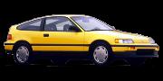 Honda CRX II 1987-1992