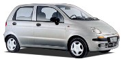 Daewoo Matiz (M100/M150) 1998-2015