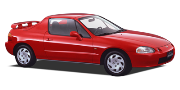 Honda CRX III 1992-1998