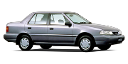 Hyundai Pony/Excel 1990-1995