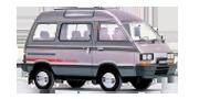 Subaru Minibus