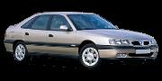 Renault Safrane II 1996-2000