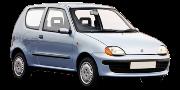 Fiat Seicento 1998-2010