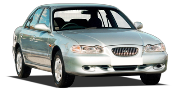 Hyundai Sonata III 1996-1998