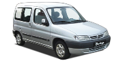 Citroen Berlingo (M49) 1996-2002