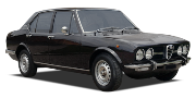 Alfa Romeo Alfetta 1974-1986