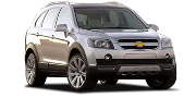 Chevrolet Captiva (C100) 2006-2010