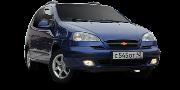 Chevrolet Rezzo 2005-2010