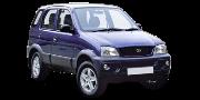 Daihatsu Terios (J1) 1998-2005