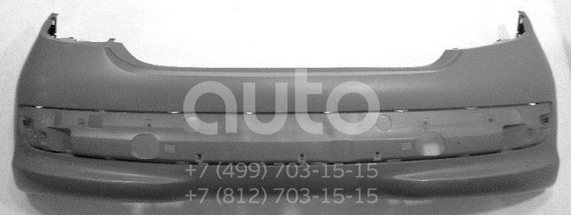 Бампер задний для Peugeot 207 2006-2013 - Фото №1