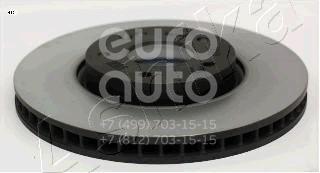 Диск тормозной передний вентилируемый для Kia Ceed 2012> - Фото №1