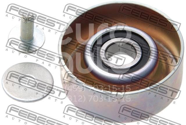 Ролик-натяжитель ручейкового ремня для Nissan Qashqai+2 (JJ10) 2008-2014 - Фото №1