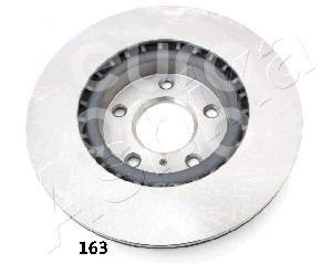 Купить Диск тормозной передний вентилируемый Nissan Teana J31 2006-2008; (60-01-163)