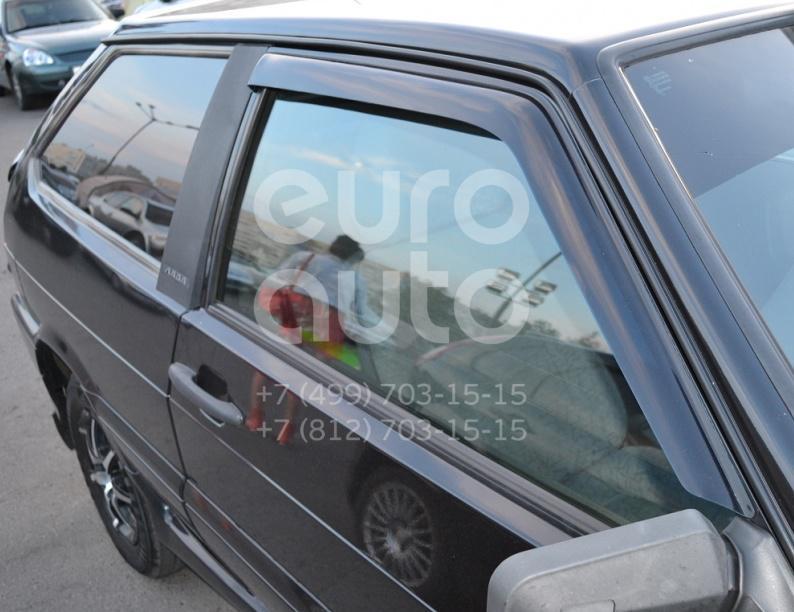 К-кт ветровиков (дефлекторы) бокового стекла для VAZ 21083 - Фото №1