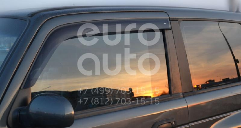 К-кт ветровиков (дефлекторы) бокового стекла - Фото №1