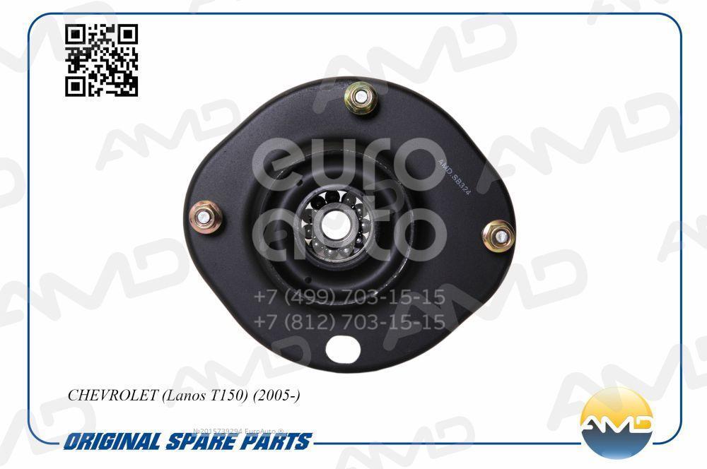 Опора переднего амортизатора левая Daewoo Lanos 1997-2009; (AMD.SB324)  - купить со скидкой