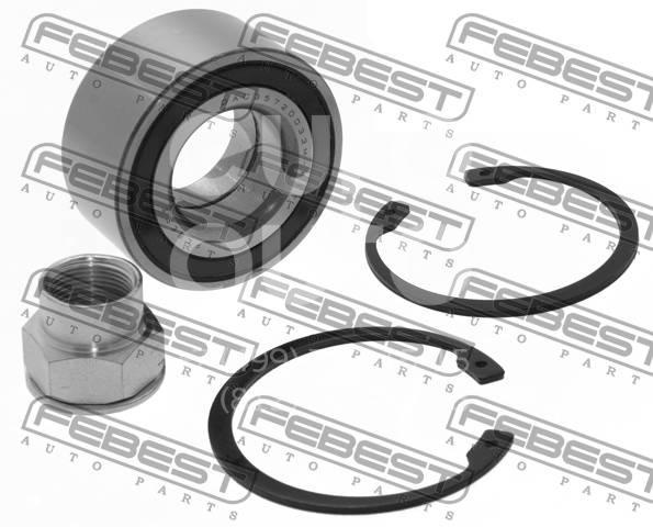 Купить Подшипник передней ступицы Fiat Brava 1995-2001; (DAC35720033M-KIT)