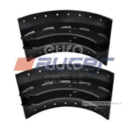 Колодки барабанные к-кт для Volvo TRUCK FH16 2002> - Фото №1