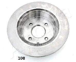 Купить Диск тормозной задний Nissan Tiida (C11) 2007-2014; (61-01-108)