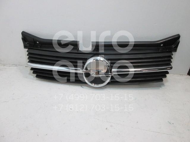 Купить Решетка радиатора Opel Omega B 1994-2003; (OP4100930-2000)