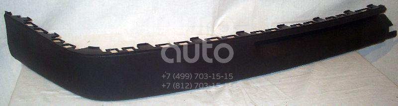 Спойлер переднего бампера правый для VW Golf III/Vento 1991-1997 - Фото №1