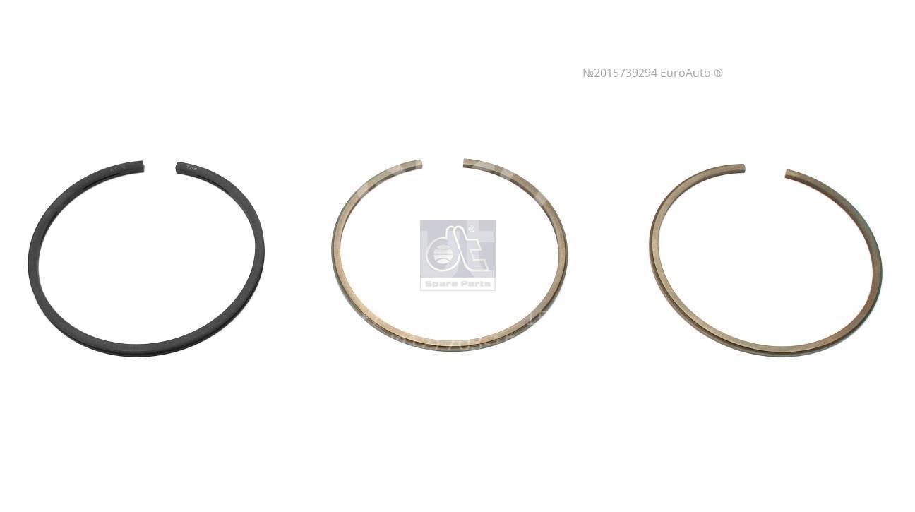 Купить Кольца поршневые компрессора Mercedes Benz TRUCK ACTROS I 1996-2002; (4.90543)