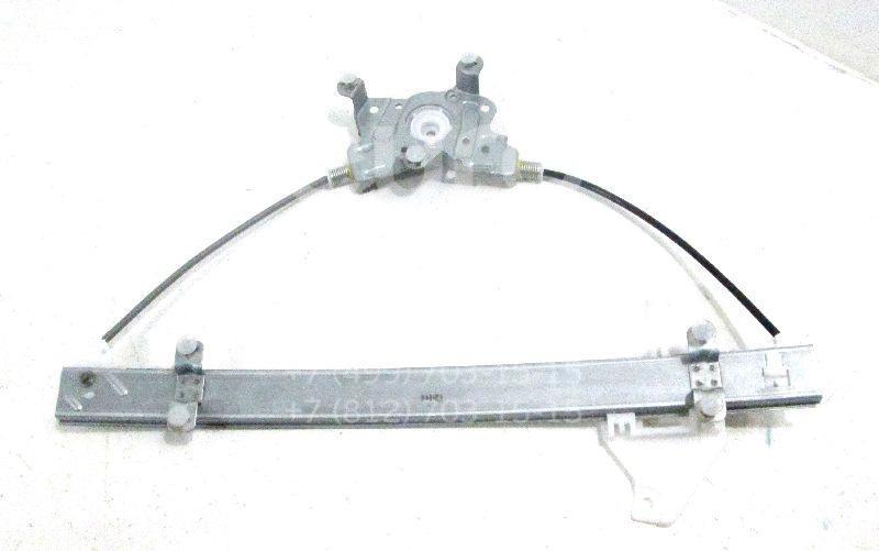 Стеклоподъемник электр. передний левый для Hyundai Accent II (+ТАГАЗ) 2000-2012 - Фото №1