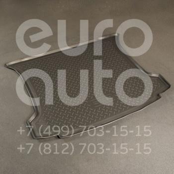 Коврик багажника для Peugeot 308 I 2007-2015 - Фото №1