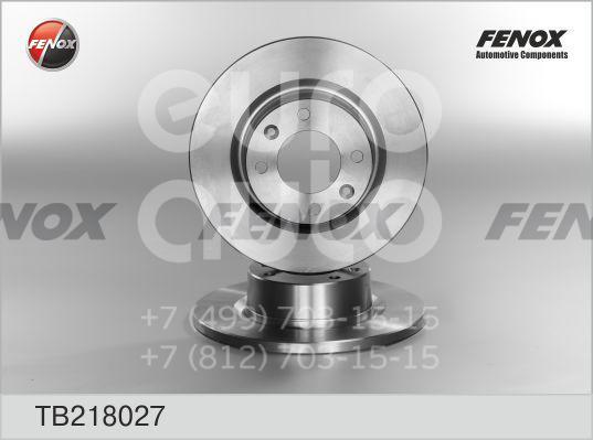 Купить Диск тормозной задний Citroen C5 2004-2008; (TB218027)