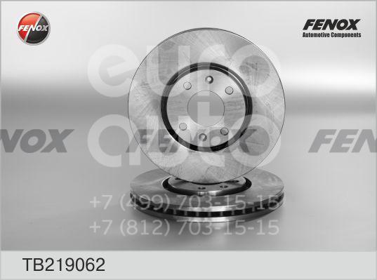 Купить Диск тормозной передний вентилируемый Citroen C5 2004-2008; (TB219062)