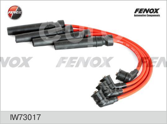 Купить Провода высокого напряж. к-кт Daewoo Lanos 1997-2009; (IW73017)