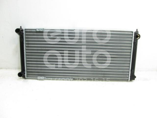 Радиатор основной для VW Golf II/Jetta II 1983-1992 - Фото №1