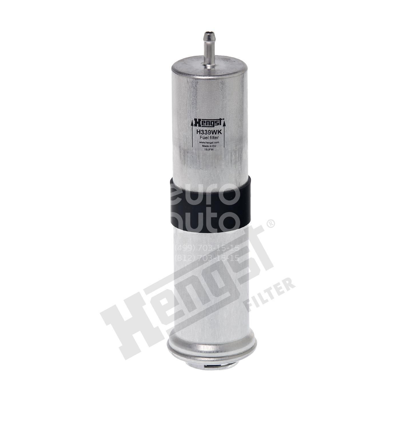 Фильтр топливный BMW 3-серия E90/E91 2005-2012; (H339WK)