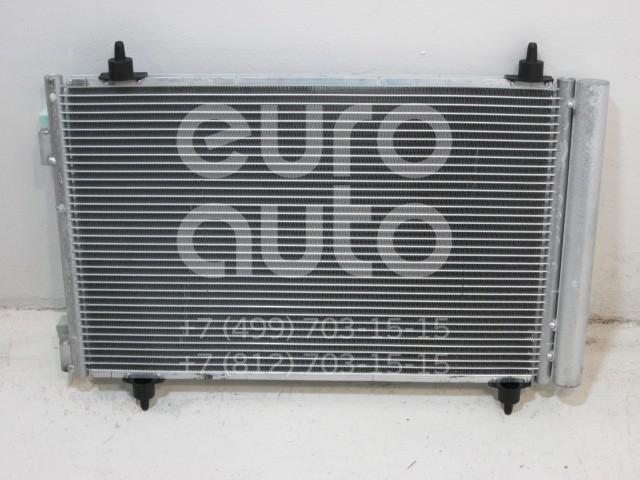 Радиатор кондиционера (конденсер) для Peugeot Expert II 2007-2016 - Фото №1