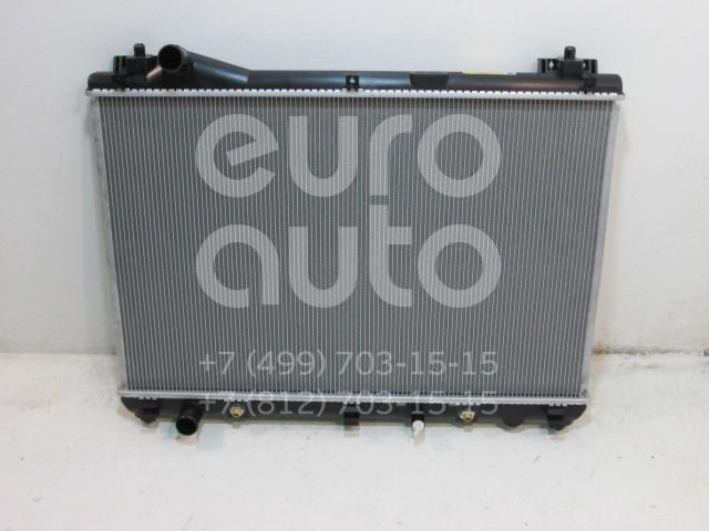 Радиатор основной для Suzuki Grand Vitara 2006-2015 - Фото №1