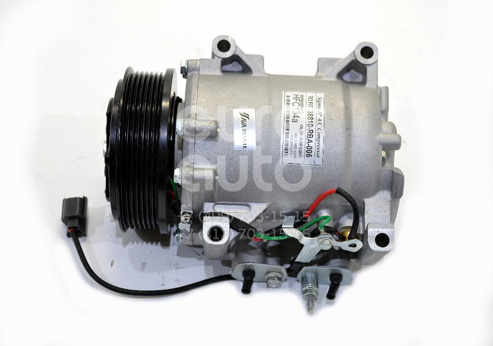 Купить Компрессор системы кондиционирования Honda Accord VII 2003-2008; (HDAK238)