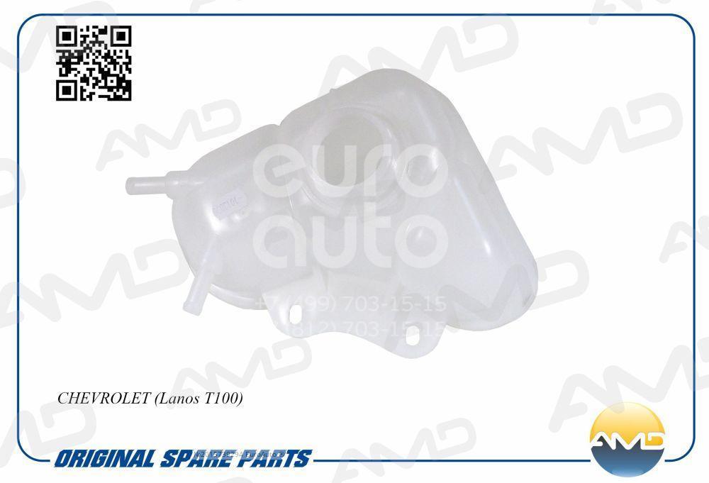 Бачок расширительный для Chevrolet Lanos 2004-2010 - Фото №1