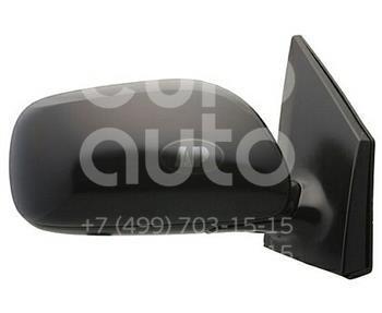 Зеркало правое электрическое для Toyota Corolla E15 2006-2013 - Фото №1
