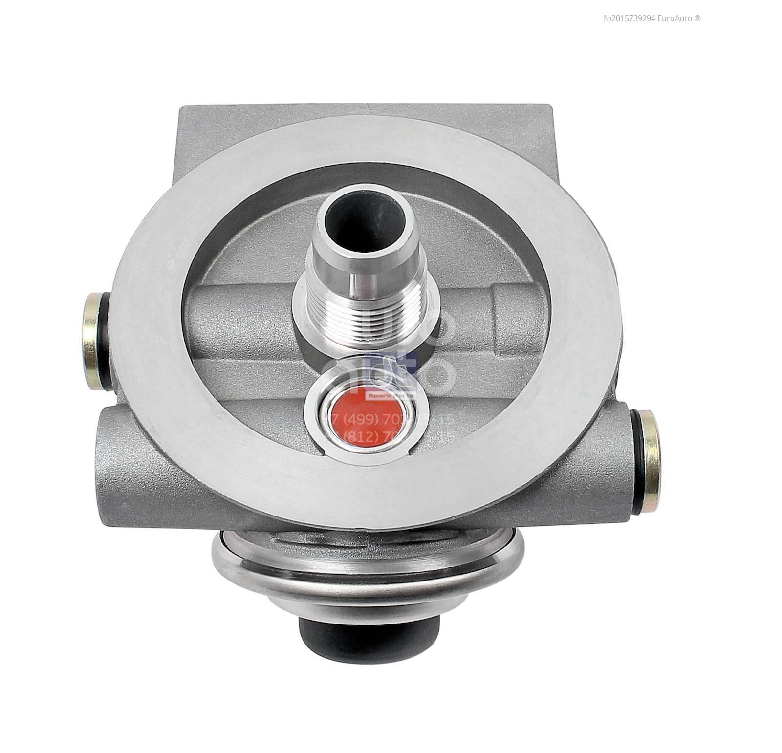 Кронштейн топливного фильтра Mercedes Benz TRUCK ACTROS I 1996-2002; (4.63305)  - купить со скидкой
