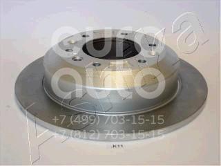 Купить Диск тормозной задний Kia Carnival 2005-2014; (61-0K-K11)