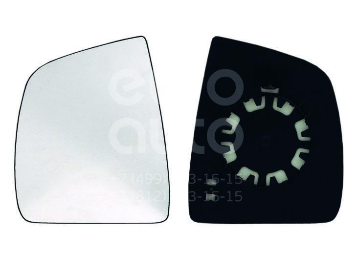 Стекло зеркала механического левого для Fiat Doblo 2005-2015 - Фото №1
