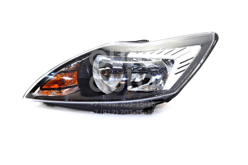 Фара левая для Ford Focus II 2008-2011 - Фото №1