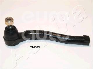 Купить Наконечник рулевой левый Chevrolet Aveo (T200) 2003-2008; (111-0C-C03L)