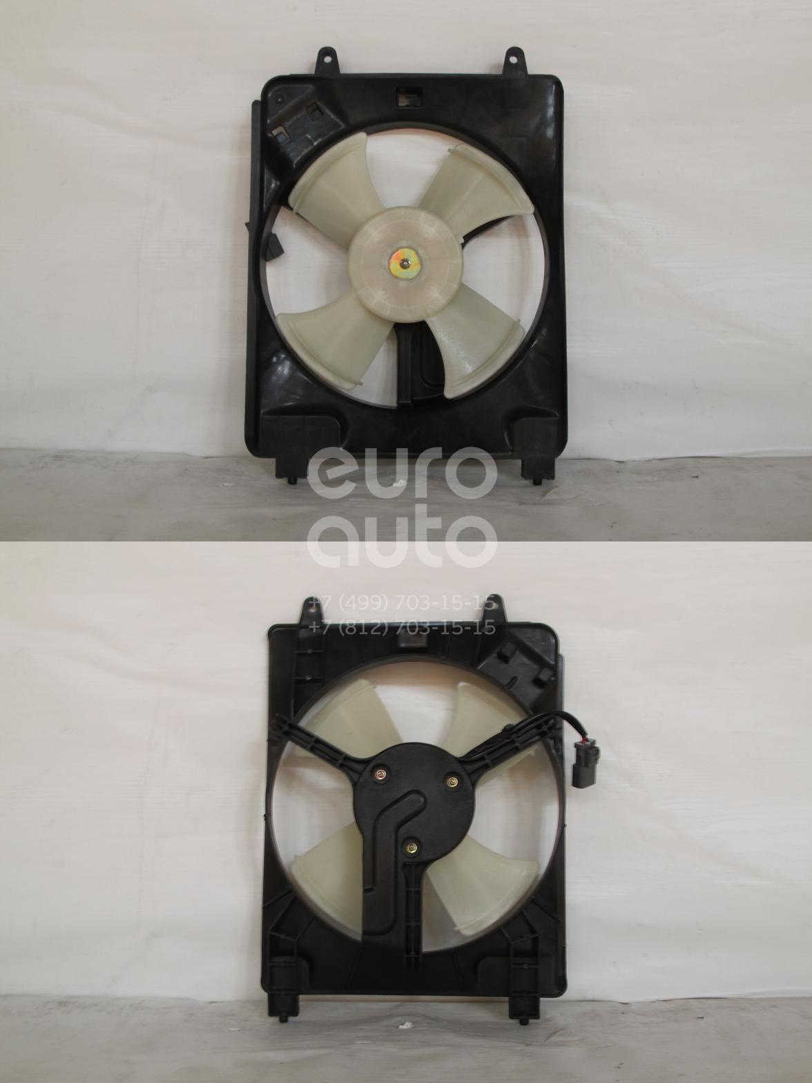 Моторчик вентилятора для Honda Civic 5D 2006-2012 - Фото №1