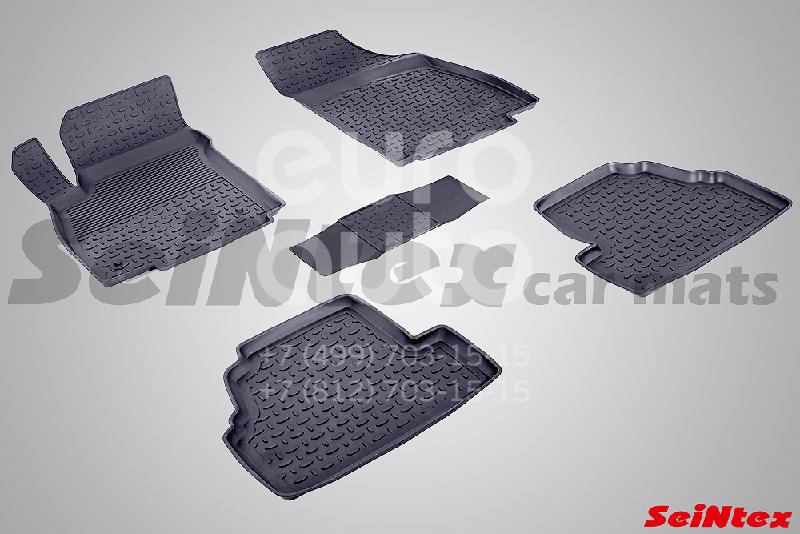 К-кт ковриков салона Opel Mokka 2012-; (84991)  - купить со скидкой