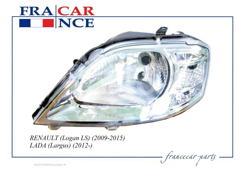 Купить Фара левая Renault Logan 2005-2014; (FCR210145)