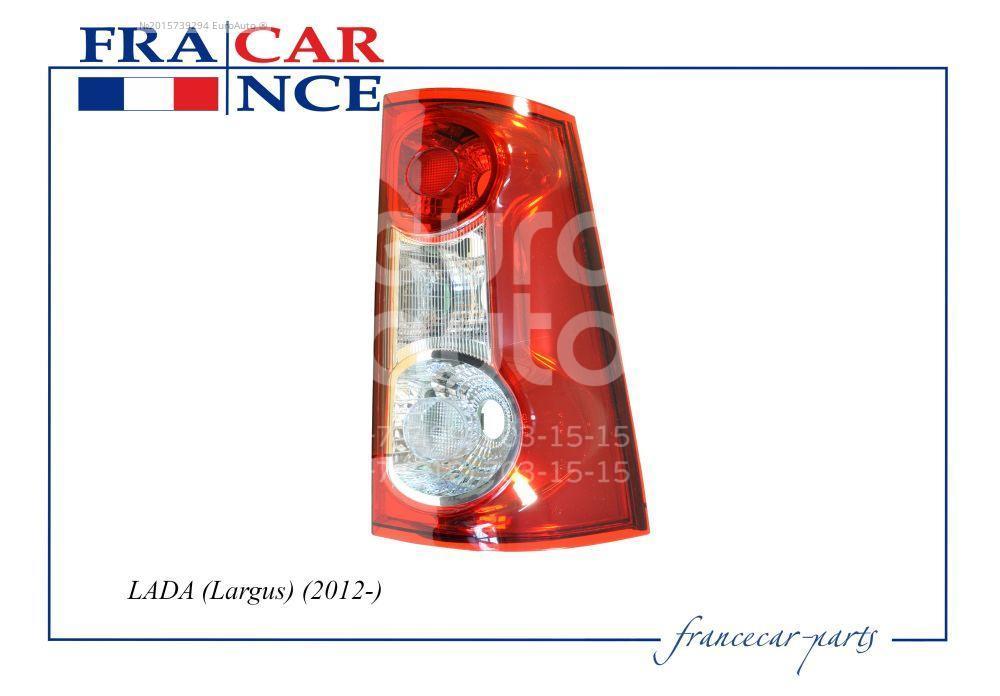 Купить Фонарь задний правый VAZ Lada Largus 2011-; (FCR210483)