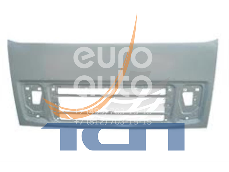 Решетка радиатора для Volvo TRUCK FH 2008> - Фото №1